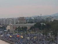 Ο Γ. Καραμπελιάς για την αντικυβερνητική διαδήλωση στη ΔΕΘ (ηχητικό)