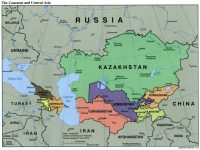 Ανταγωνισμοί των μεγάλων δυνάμεων σε μια διαιρεμένη Κεντρική Ασία