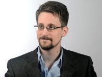 """Reflecting on his decision to go public with classified information, Edward Snowden says, """"The likeliest outcome for me, hands down, was that I'd spend the rest of my life in an orange jumpsuit, but that was a risk that I had to take."""""""