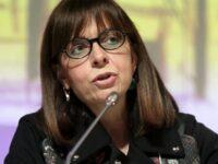 Για την κ. Σακελλαροπούλου ως επίτιμη δημότισσα Κομοτηνής