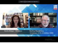 Β. Μαρτζούκος και Κ. Γρίβας για ελληνοτουρκικά (βίντεο)